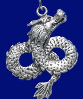 Drachen-Amulette