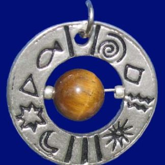 Edelstein-Amulette